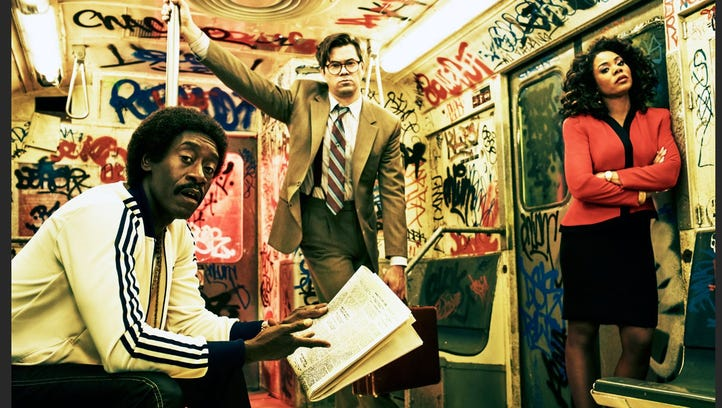 Showtime adds 1980s comedy 'Black Monday' with Don Cheadle,  Regina Hall, Andrew Rannells