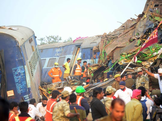 TOPSHOT-INDIA-TRAIN-ACCIDENT