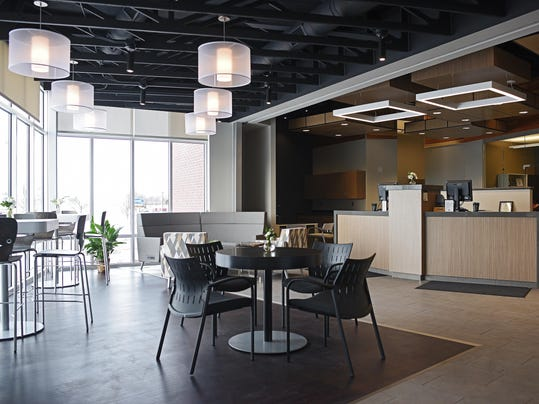 Bank coffee shop to open hybrid building for 31 twenty five boutique