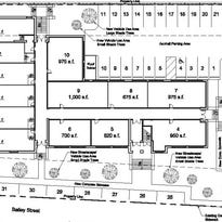 Mars Hill aldermen approve initial Rock Building apartment plan