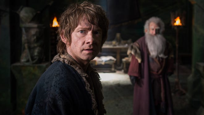 """""""The Hobbit: The Battle of the Five Armies"""" opens next week. It's the conclusion of Peter Jackson's """"Lord of the Rings"""" prequel trilogy."""