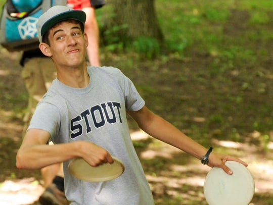 MAN s Disc Golf Silver Cup 01