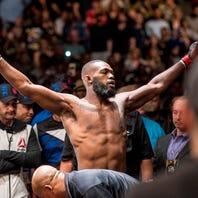 BONES WINS: Jones shuns belt after decision