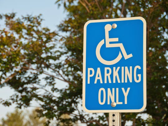 The handicap parking law is not just another way to beat the system.