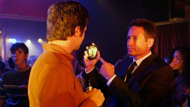 """David Duchovny as Sam Hodiak in """"Aquarius."""""""
