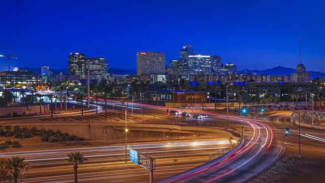 Phoenix ranks 10th in the nation among its peer cities in use of local service businesses, according to one recent study.