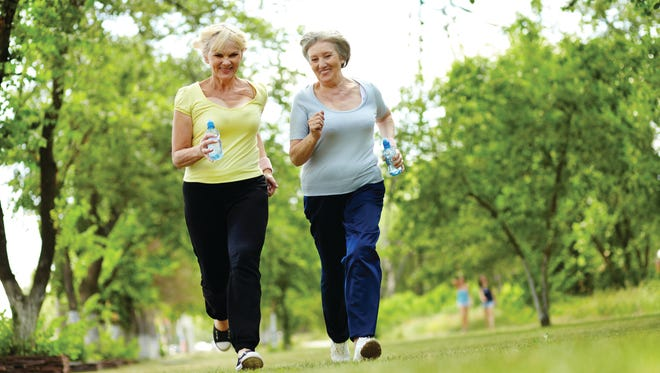 Research indicates that women who walked for two hours or more each day were much less likely to report hearing loss.