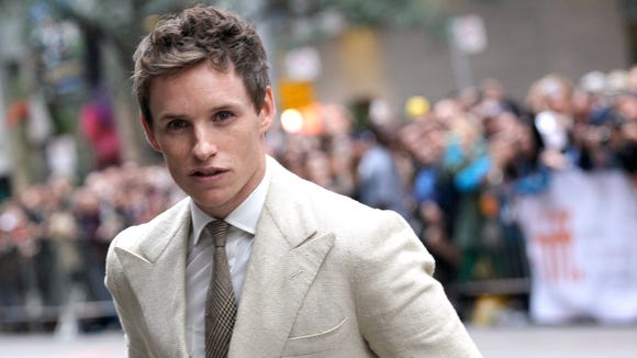 "Eddie Redmayne attends ""The Danish Girl"" premiere during"