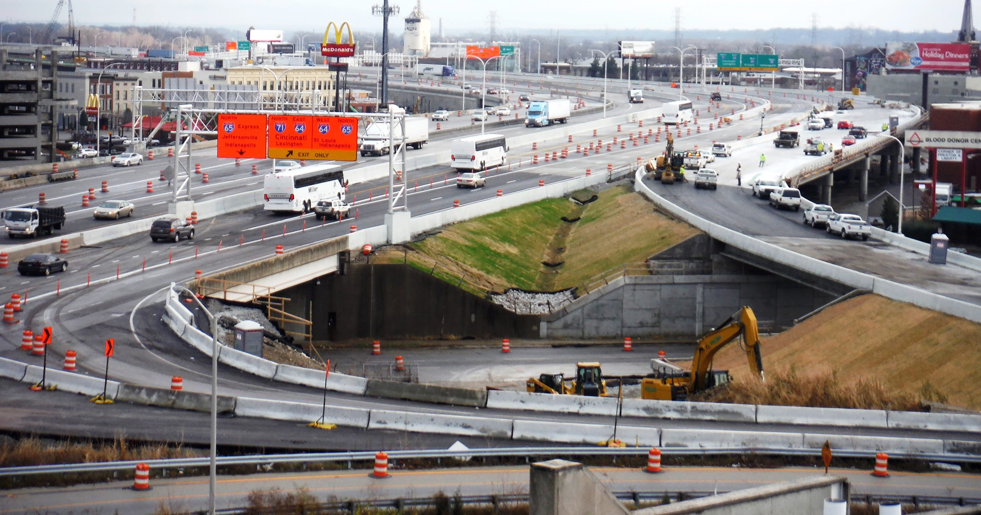 New roadway to open for I-71 South drivers