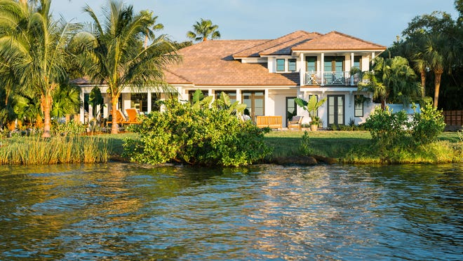 HGTV's 2016 Dream Home is a remodeled house on Merritt Island, Fla., that backs up to the Indian River.