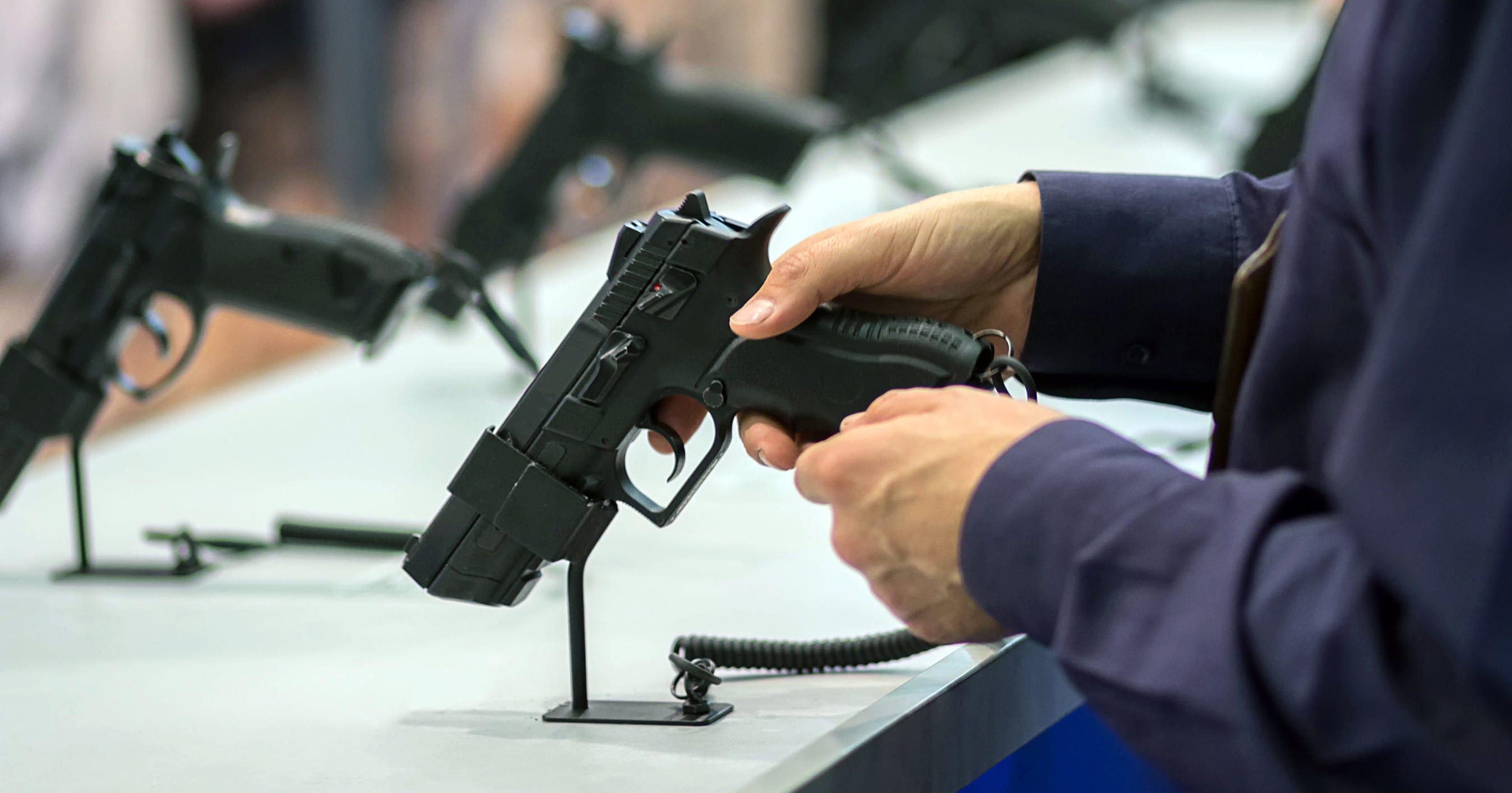 Las Vegas shooting: Yes, you can buy a machine gun in Nevada