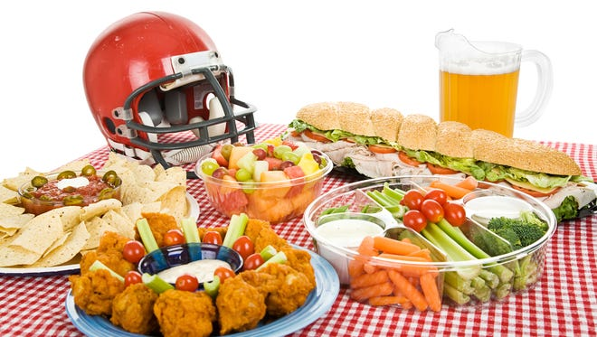 If you are hosting a Super Bowl party, you do not want your guests to stagger away with germs that will keep them up all night and well into the coming week.