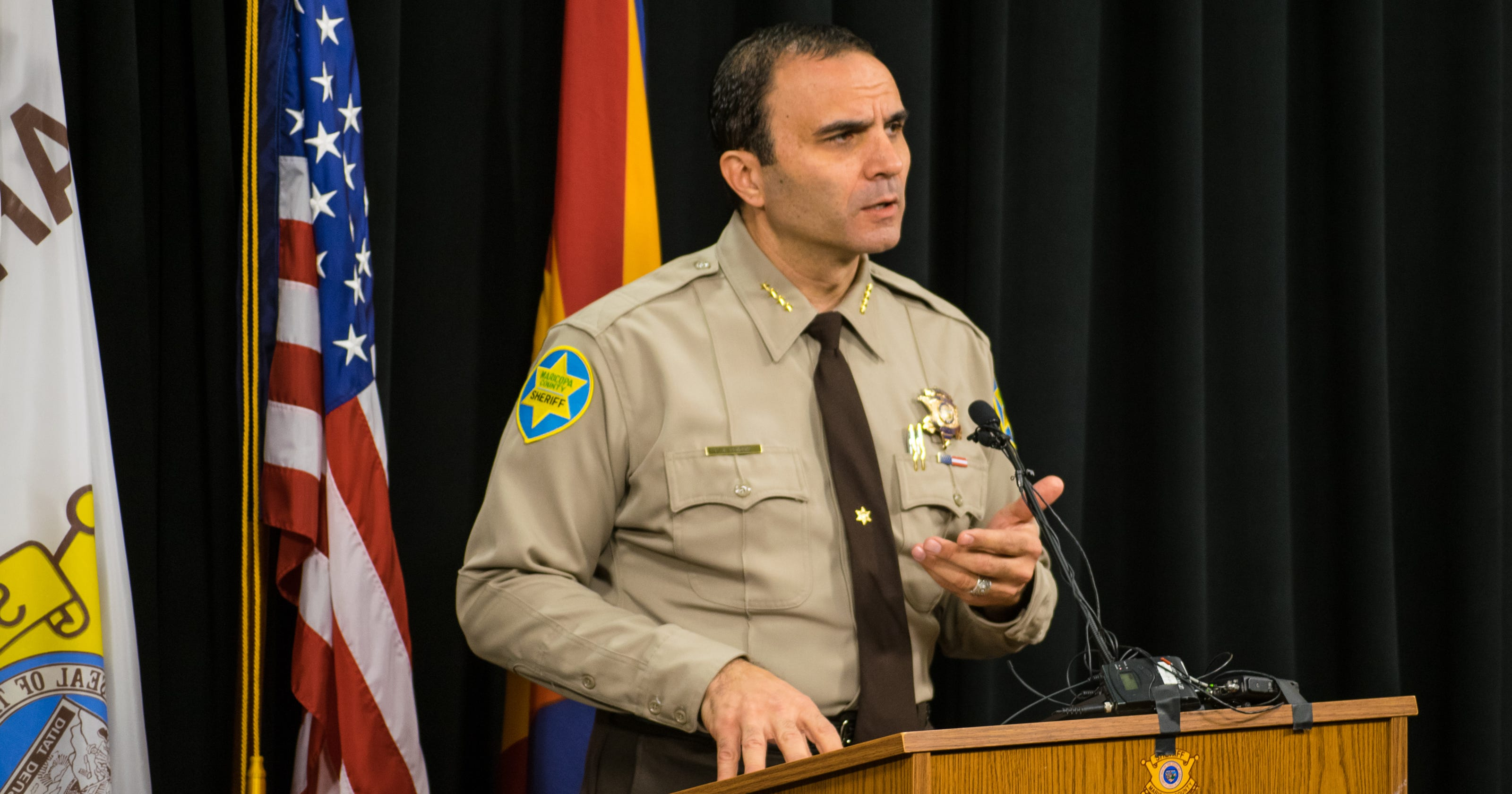 Maricopa County Sheriff's Office reverses course, will allow ICE