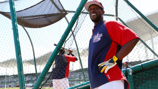 Andrew McCutchen is looking forward to his stint with Team USA.