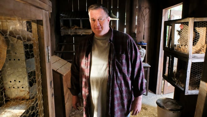 """""""If I can make people laugh and forget about their problems for an hour, then I've done a good thing,"""" Billy Gardell says."""