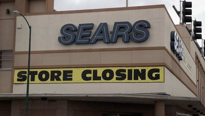 A Westwood Sears is among the list of Sears stores closing nationwide.