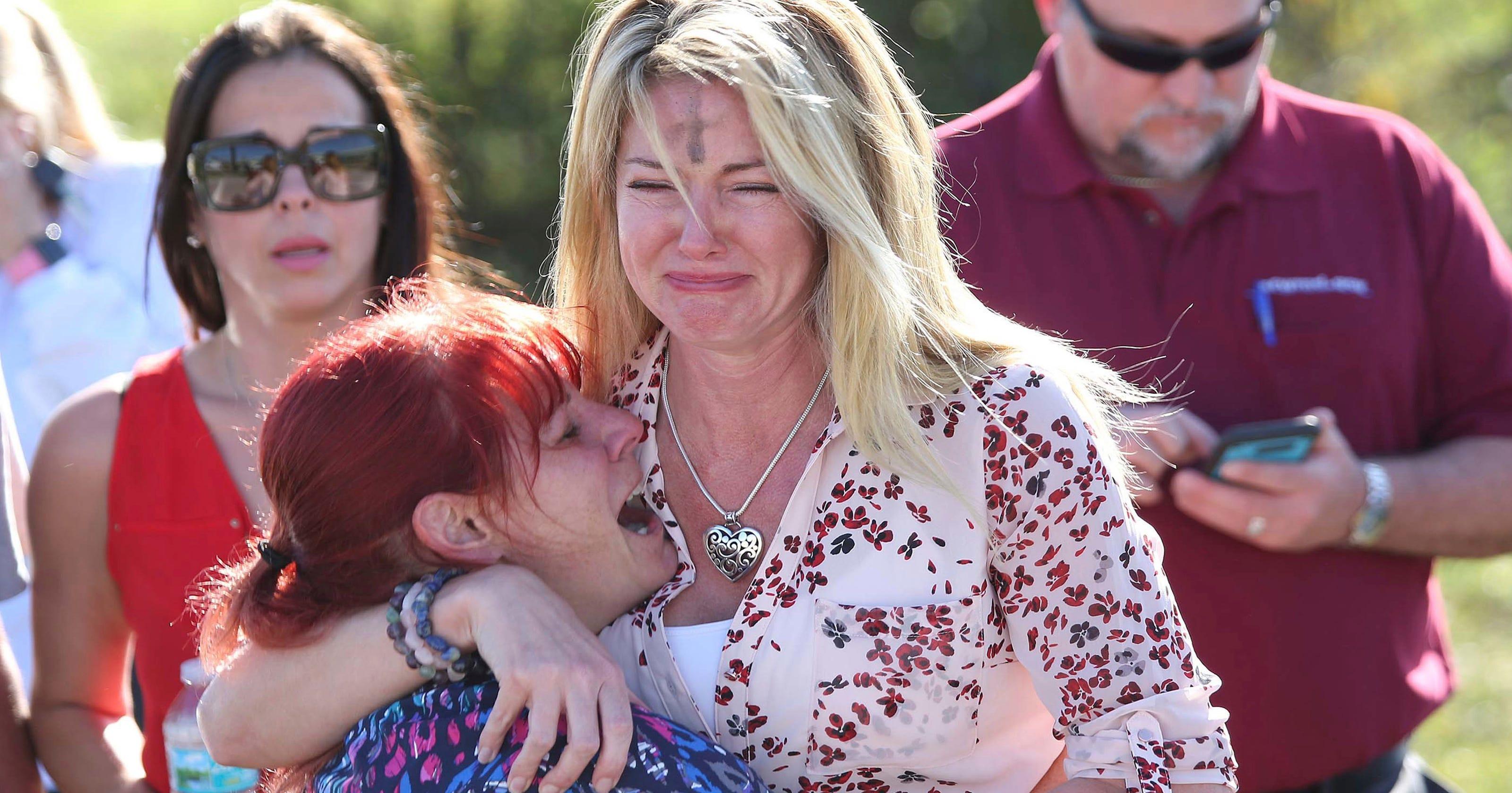 Florida shooting: Survivors of Marshall County shooting on latest