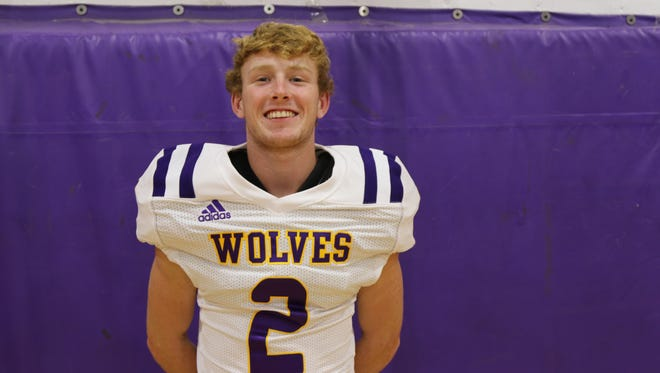 Rayne's versatile standout Zach Fontenot delivered a long touchdown run in the 13-12 jamboree win over Kaplan.