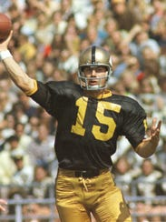 Mike Phipps, College Football Hall of Famer and Purdue