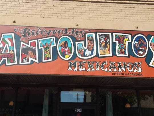 Antijitos Mexicanos moved to downtown Appleton in April.