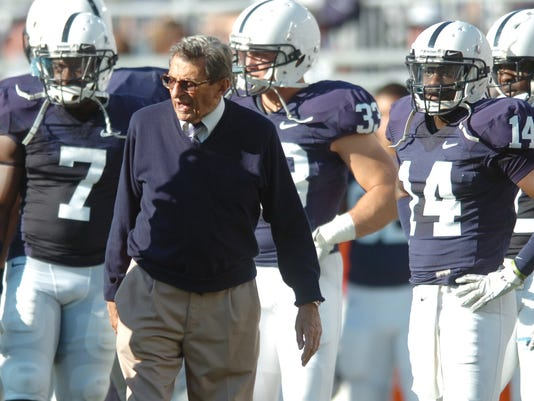 Joe Paterno's last undefeated season was sparked by tailback Ki-Jana Carter, now a Rose Bowl Hall of Famer, 20 years later.