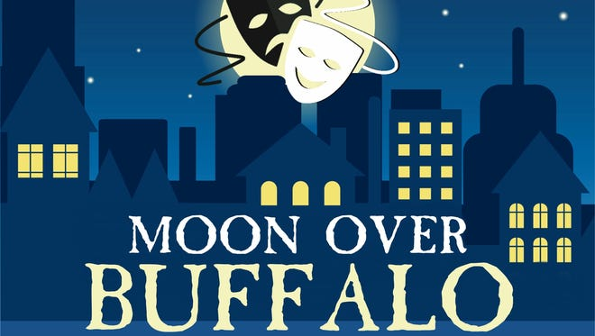 "See ""Moon Over Buffalo"" Thursday at Backdoor Theatre."