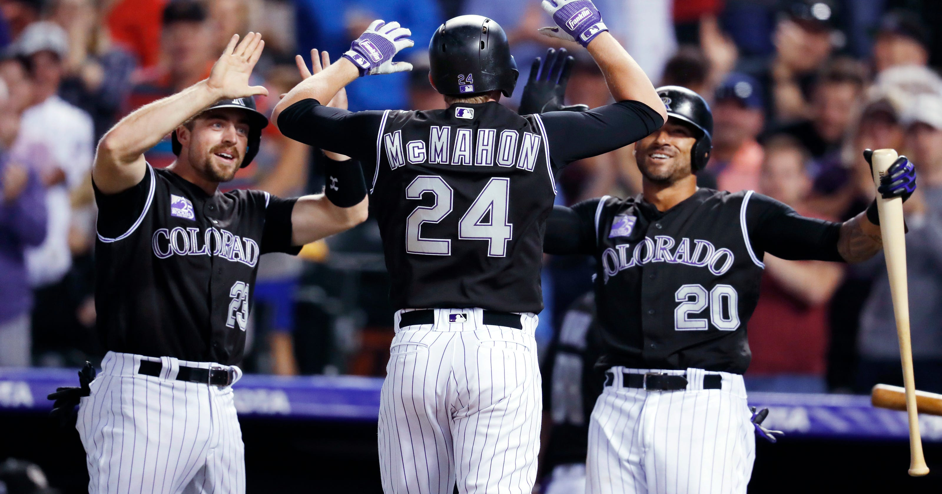 huge discount 3f896 ab845 Opinion: Will the Colorado Rockies ever be home to an elite ...