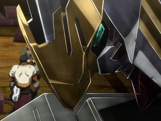 Technobubble: Gundam Iron-Blooded Orphans Episode 20 Image Gallery