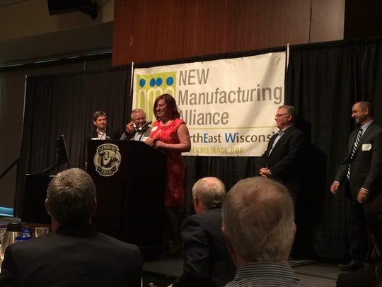 New Manufacturing Alliance Executive Director Ann Frantz
