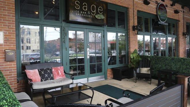 Sage Juice Bar and Speakeasy is now open at Temerson Square in Tuscaloosa Friday, June 26, 2020.