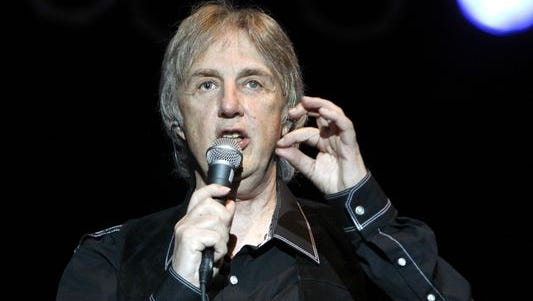 Cory Wells, a founding member of Three Dog Night, performs in 2010.