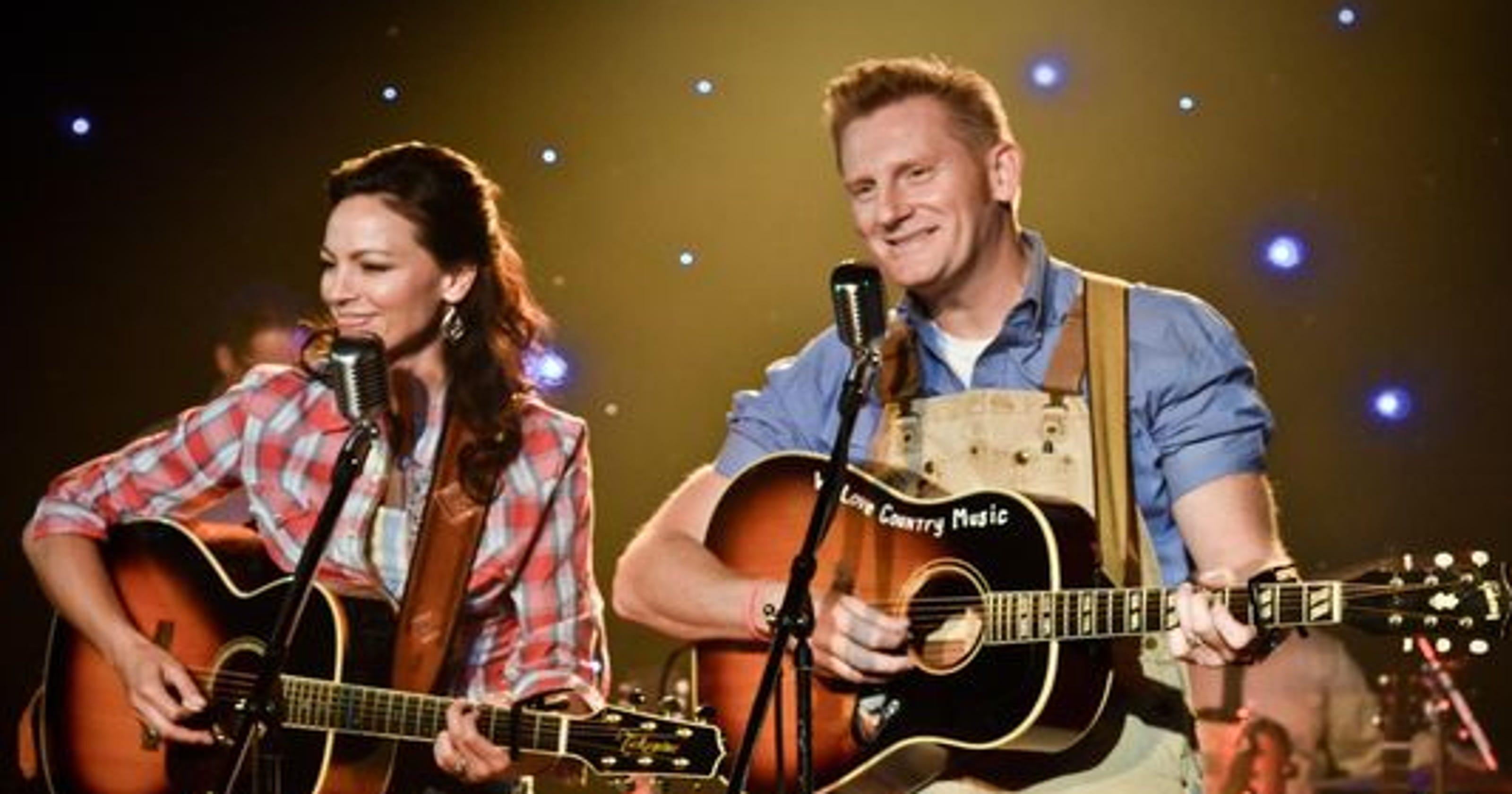 Hoosier Joey Feek of country music duo Joey + Rory dies