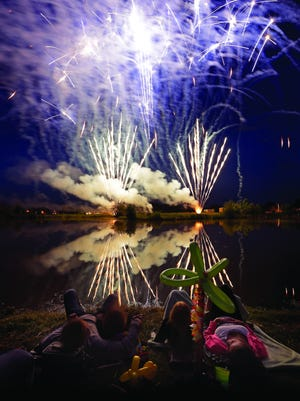 The Fourth of July is almost here. Big booms are on tap this weekend all across the Fox Valley.