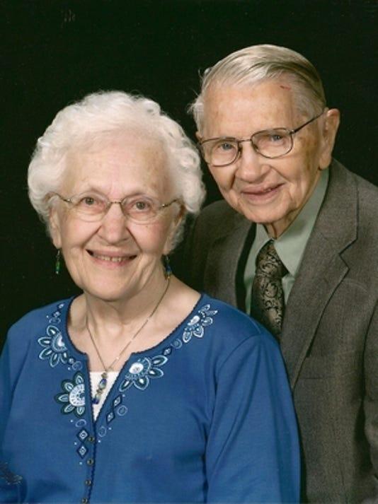 Anniversaries: Dick Olson & Beryl Olson