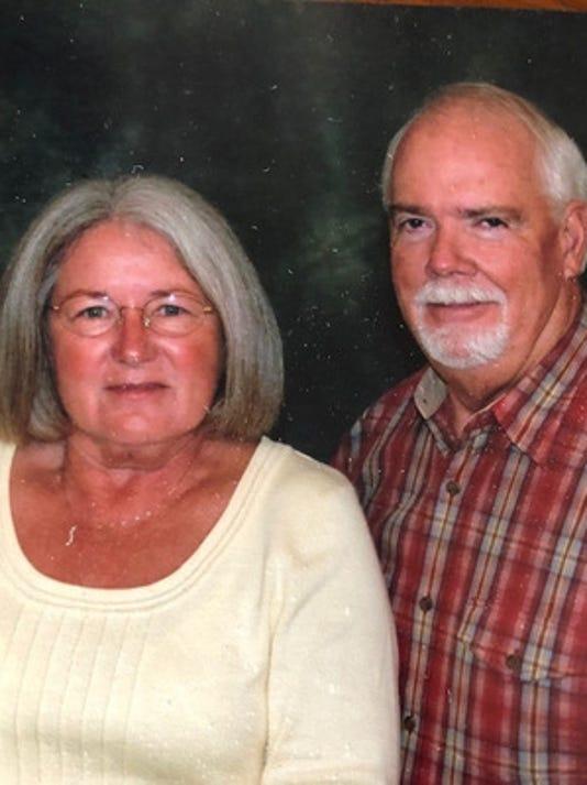 Anniversaries: Mark Mendenhall & Jennifer Mendenhall