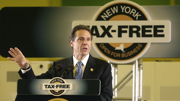 cuomo, andrew - tax-free