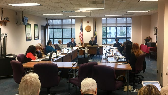 Oregon's State Board of Education held a meeting Thursday, Jan. 18, 2018 in Salem. One item on the agenda addressed concerns voiced by NAACP leaders regarding the use of funds to support African American/Black students statewide.