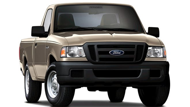 Ford is urging 2,900 owners of 2006 Ranger pickup trucks to stop driving them until dealers can install replacement inflators for their Takata air bags. Ford confirmed December that a Ranger driver died last July in West Virginia after a Takata inflator ruptured, spewing shrapnel through the interior.