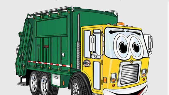 Sanitation routes will not run in Prattville on Monday