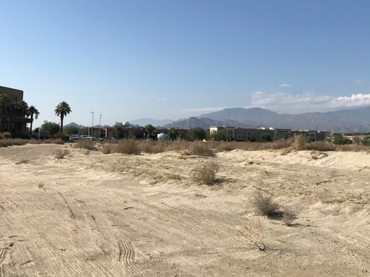 Desert Hospitality Group is planning to build two four-story hotels -- a Holiday Inn Express & Suites and Staybridge Suites -- on Technology Drive in Palm Desert.
