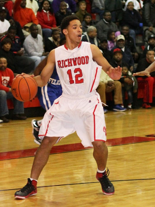 West Feliciana @ Richwood boys basketball