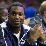 A Philadelphia judge has sentenced rapper Meek Mill to three months of house arrest for violating the terms of his parole.