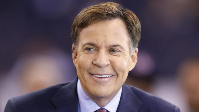 Bob Costas is stepping down as host of NBC Sports' coverage of the Olympics and Sunday Night Football. Mike Tirico will take over those duties for the network.