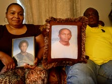Tronda Spears and Darrell Brown Sr. hope a new Jackson Police Department cold case unit can solve the homicide of their son Darrell Brown Jr., who was killed in 2004.