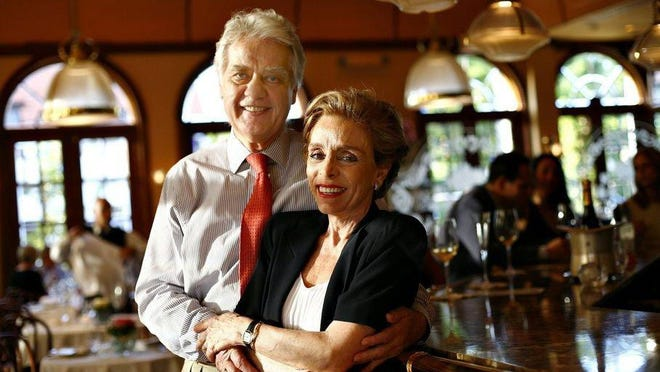 Cafe L'Europe founders Norbert and Lidia Goldner were the restaurant's stewards until Norbert passed away in 2018.