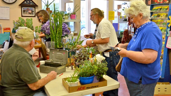 The ever popular and much anticipated Capitan Public Library's Plant and Garden Sale is happening from 8 a.m. to  2 p.m. May 6.