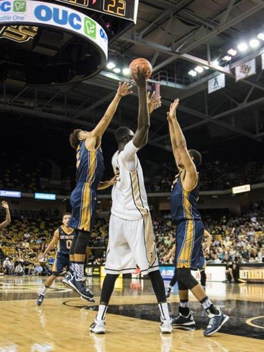 Men's basketball: UCF looks to continue winning streak