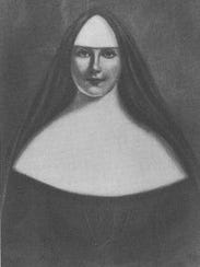 Sister Fanny Allen, first New England woman to become