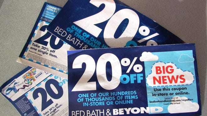 Retailer Bed Bath & Beyond has been freely distributing these popular coupons for years.