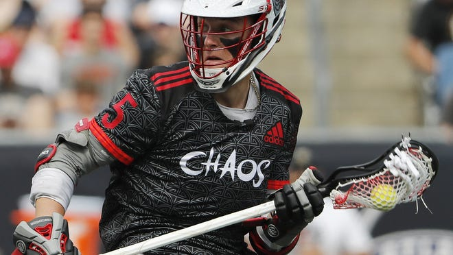 Connor Fields of Chaos is part of the Premiere Lacrosse League, which will play 20 games over 16 days and have games broadcast on NBC in slots originally intended for the Tokyo Olympics.